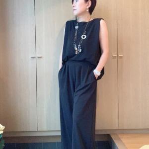 アラカン佳子の洋服コーデ