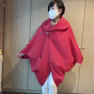 ある日のアラカン佳子の洋服コーデ…