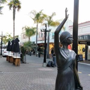 アール・デコの街 ニュージーランド北島ネイピア