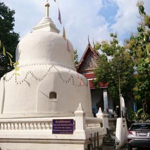 【バンコク観光】 ワット・カンマー・トゥヤーラーム  ===チャイナタウンにひっそりあるローカル寺院を発見!===