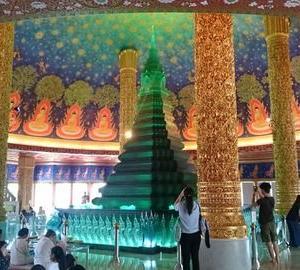 【Blog記事を纏めてみました】 バンコク BTS・MRTの駅から徒歩圏内のお勧め観光地! PartⅡ ーーー2019年夏MRT延長で三大寺院も最寄り駅から徒歩圏に!ーーー