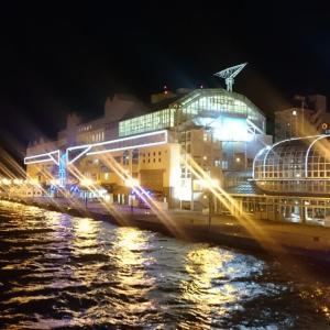 【釧路観光】幣舞橋と釧路フィッシャーマンズワーフMOO ===夜は寂しい?観光する時間に気を付けてください===