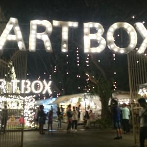 【バンコク観光】ARTBOX ===都会のど真ん中で、ナイトマーケット開催中!===