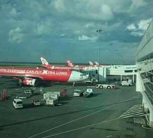 【AirAsia(エアアジア)】国内線運休は7月31日まで延長!