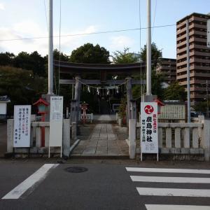 【(東京都)町田散策③】鹿島神社 ===御神木の夫婦椿は伐採されましたが。。。===