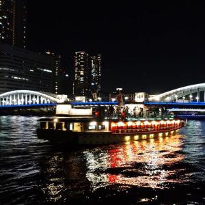 【東京観光】勝鬨橋(かちどきはし) ---築地場外市場に行く時は勝どき駅から---