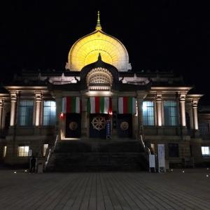 【東京観光】築地本願寺 ---古代インド仏教様式の美しい寺!---