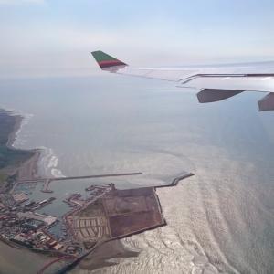 【EVA航空(BR)】台北の空港を楽しむなら桃園空港!?台北(桃園)→東京(成田)搭乗記