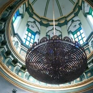 【シンガポール観光】お城のようなモスク!アブドゥル ガフール モスク