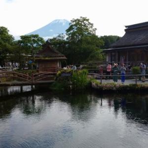 世界文化遺産・富士山構成遺産の忍野八海を巡礼!駐車場は?回り方は?