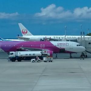【Peach Aviation(ピーチ)】9月20日22時から24時間限定セール!秋ダイヤ全線で1490円~!