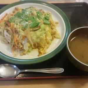 OKAタッチを楽しむ!② ステーキも良いけど。。。今回は沖縄のB級グルメ?沖縄のちゃんぽんを! ~お気に入りのお食事処を見つけて、ちょくちょく寄るのは修行の楽しみ!~