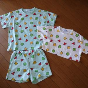 しまむらで発見!クレヨンしんちゃんのパジャマ
