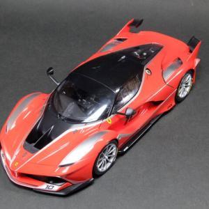 フェラーリ FXX K 完成