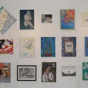 KIZUNA2019展開催中(19~27日ギャラリーアートポイント)