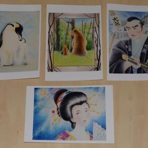 オリジナルポストカード武藤書店さんにて取り扱い開始