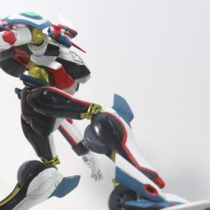 【BANDAI】ニルヴァーシュ TYPE ZERO(完成、波乗りポーズ最高!のキット。。。)