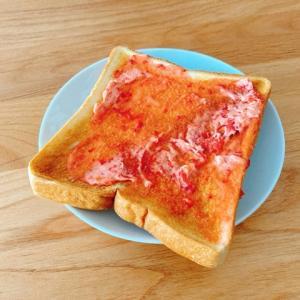 イチゴバター(マーガリン)