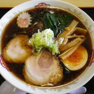 黒ラーメン【麺屋びろく】