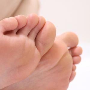 足裏が硬い。。あなたの足裏は、どんな状態ですか??