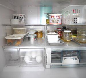 週末の冷蔵庫と今週の買い出しとこんだて。