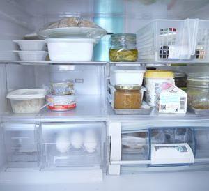 4月3週目の冷蔵庫とこんだて。