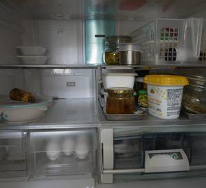 GWの冷蔵庫とこんだて。