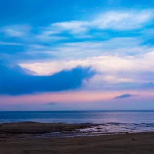 新xperiaのカメラを試す 北条の海岸へ