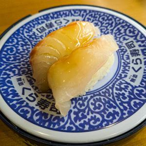 遠出はできないけど、昨日はくら寿司に