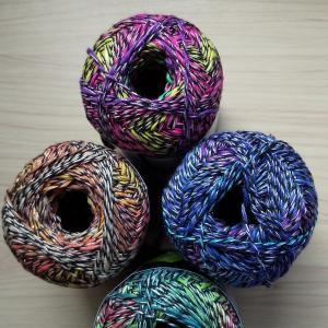 セリアの毛糸 バタフライ