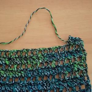 セリアの毛糸 バタフライ2