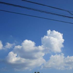 もう一枚の雲の写真