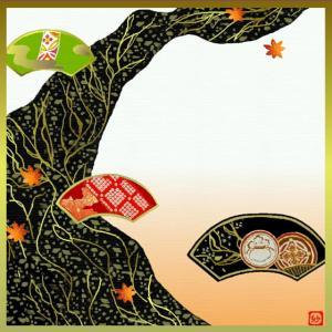 風呂敷(525)秋の色