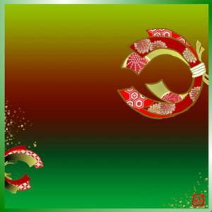 風呂敷(540)蓬莱