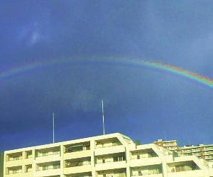 2020年 8月27日虹