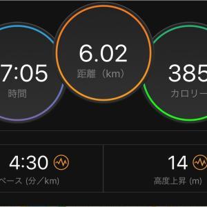 ランニング日記39:keep on runnin'