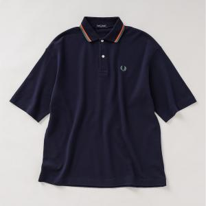 Fredperry oversized polo