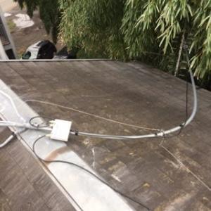 台風の影響でアンテナの問い合わせが多かった件