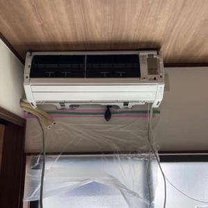 リフォームの電気工事&エアコン取付 part2