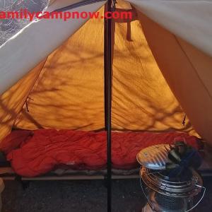 冬キャンプにおすすめのシュラフ(寝袋)【モンベルのバロウバッグはコスパ良し!−10℃の真冬キャンプも乗り越えられた!】