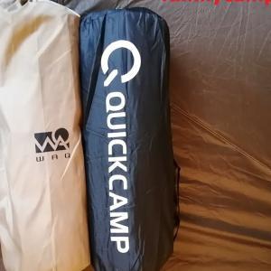 キャンプ用マットのおすすめ変わりました!【Amazonランキング1位人気のWAQ(ワック)を上回るQUICKCAMP(クイックキャンプ)のマット】