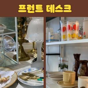[DA韓国情報]マンウォンドン(望遠洞)路地の小物ショップおすすめ5