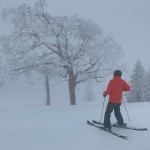 雪山日誌⑧ @志賀高原横手山・渋峠スキー場。