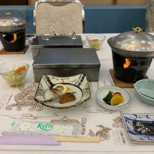 ぶらり九州・西日本の旅③ゆとりろ山鹿 朝食編。