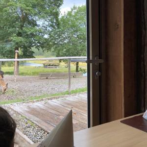 鹿のレストラン