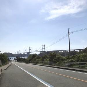 しまなみ海道大三島へ 復路編_おかGの焼豚玉子飯が・・・