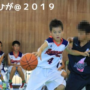 2019/8/11 強化リーグ2nd 男子