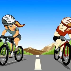 【チビデブハゲ】身体で困った自転車乗り