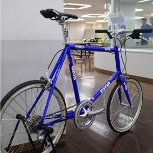 【報告】通勤用に自転車買いました。