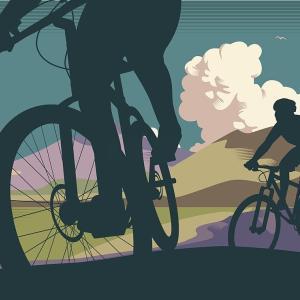 信州はマウンテンバイクの聖地